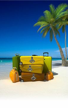 Votre valise pour les Maldives