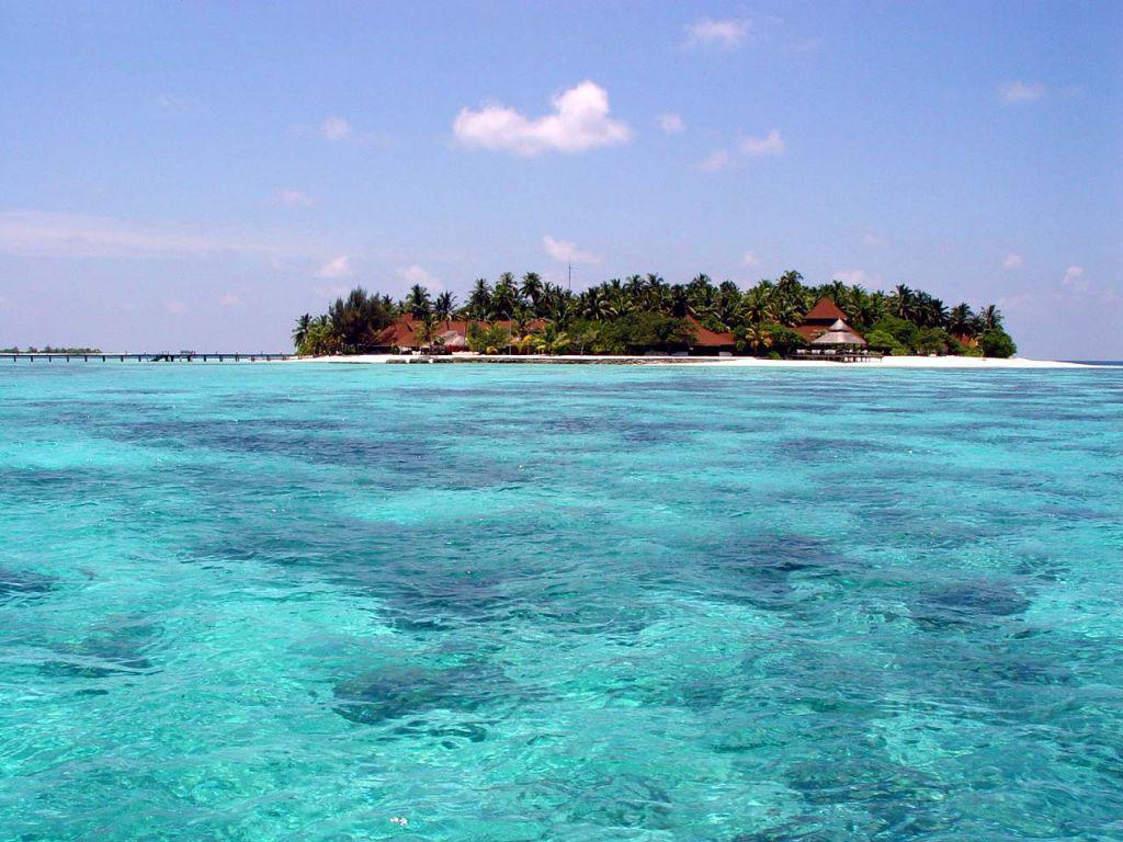 H - tel 4 - toiles Velidhu, Maldivene, beskrivelse et r - bevaring