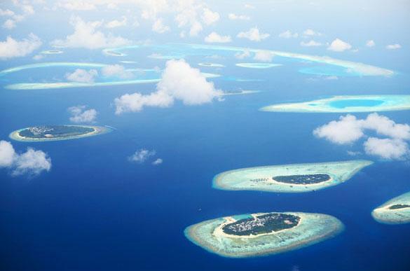 Les maldives voyage