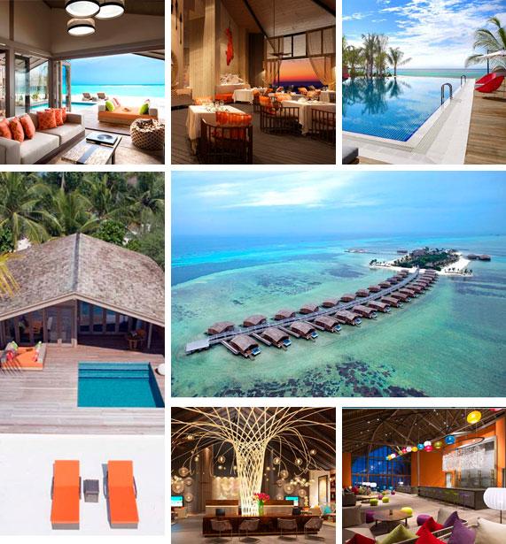 Ouverture d un nouvel h tel par le club med le finolhu - Hotel luxe avec energie solaire finolhu villas aux maldives ...